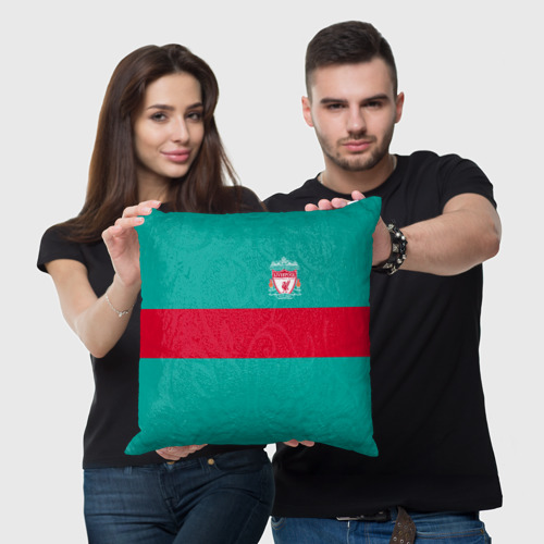 Подушка 3D  Фото 05, FC Liverpool