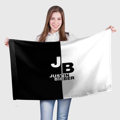 Флаг 3D  Фото 01, Justin Bieber