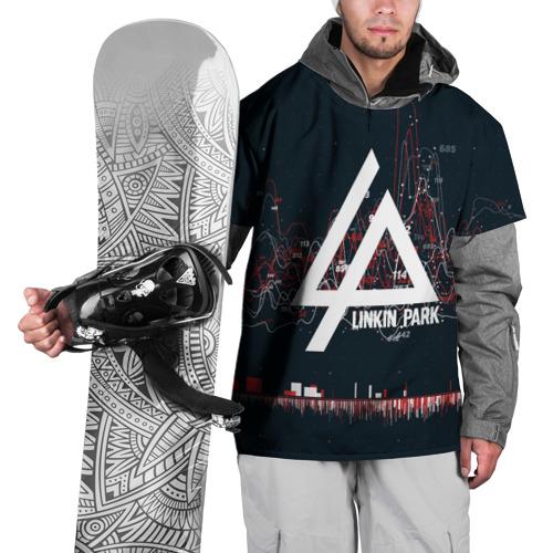 Накидка на куртку 3D  Фото 01, Linkin Park Music