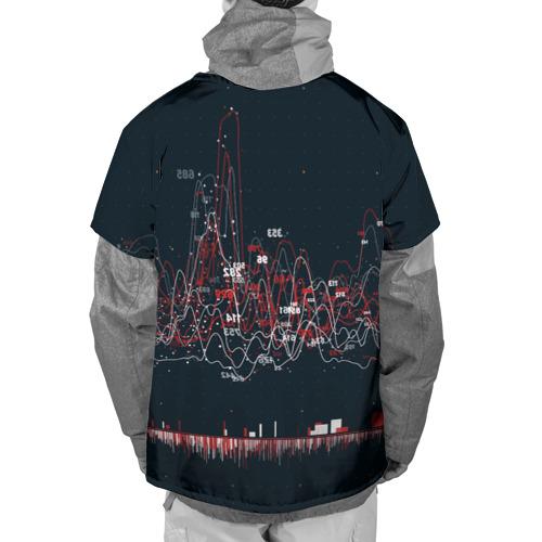 Накидка на куртку 3D  Фото 02, Linkin Park Music