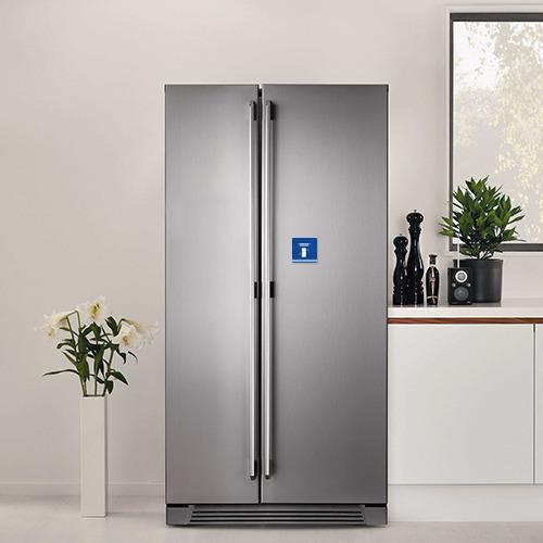 Магнит виниловый Квадрат  Фото 05, Защитник холодильника