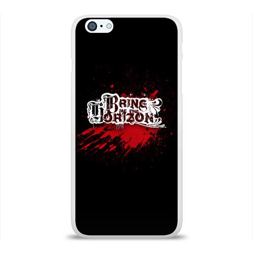Чехол для Apple iPhone 6Plus/6SPlus силиконовый глянцевый  Фото 01, Bring Me The Horizon