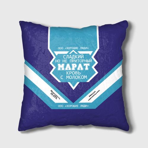Подушка 3D  Фото 01, Марат - банка сгущенки