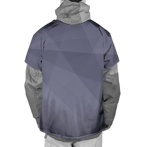 Накидка на куртку 3D  Фото 02, Лучший в мире дедушка