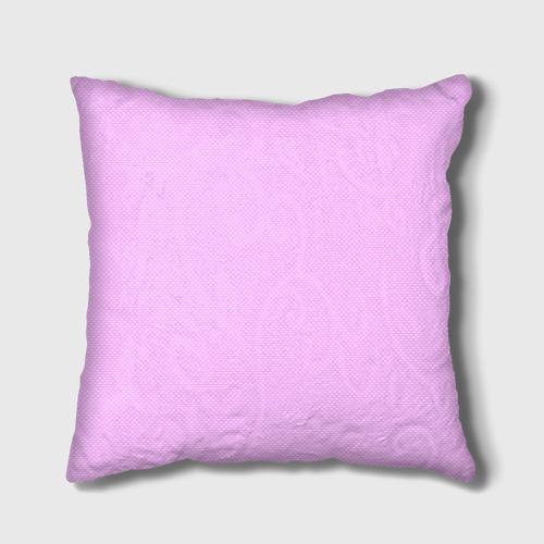 Подушка 3D  Фото 02, Alina-pink