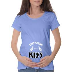 Вот кто любит Kiss