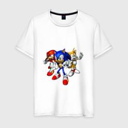 Sonic, Tails & Knuckles
