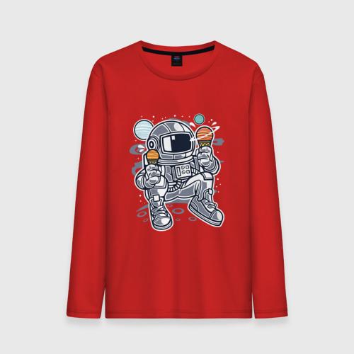 Космонавт с мороженым ( Astron