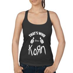 Вот кто любит Korn