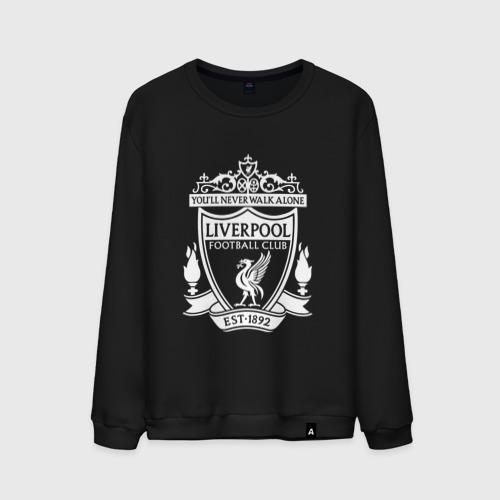 Мужской свитшот хлопок Liverpool FC