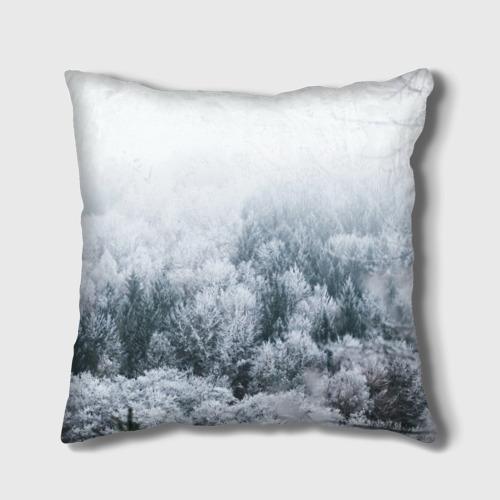 Подушка 3D  Фото 02, Сибирь