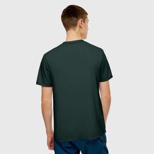 Мужская футболка 3D  Фото 02, Хабиб Нурмагомедов