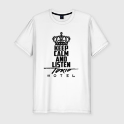 Keep calm and listen Tokio Hotel