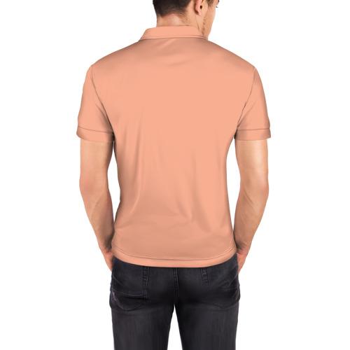 Мужская рубашка поло 3D  Фото 04, Guitar