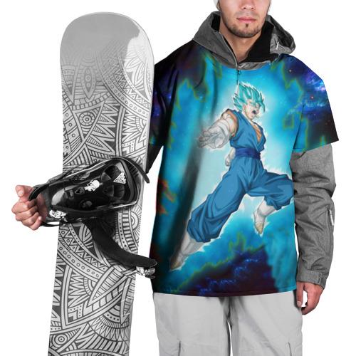 Накидка на куртку 3D  Фото 01, Dragon Ball