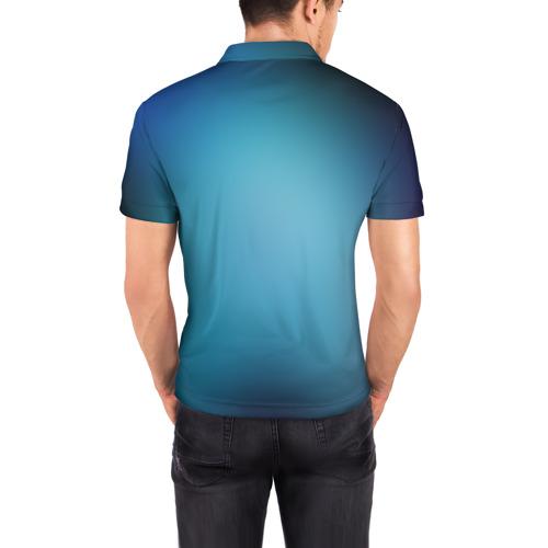 Мужская рубашка поло 3D  Фото 04, Dragon Ball