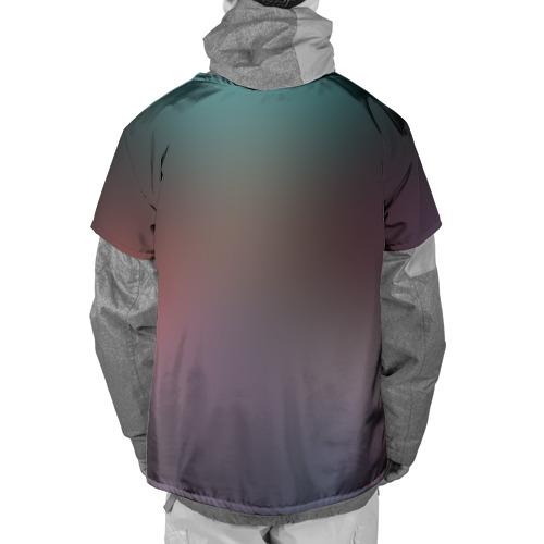 Накидка на куртку 3D  Фото 02, Темный Гоку