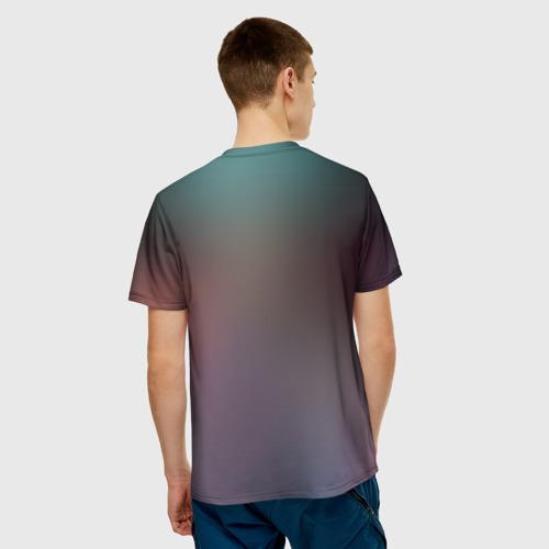 Мужская футболка 3D  Фото 02, Темный Гоку