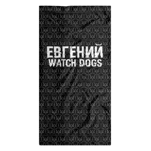 Бандана-труба 3D Евгений Watch Dogs Фото 01