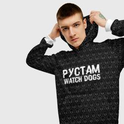 Рустам Watch Dogs - интернет магазин Futbolkaa.ru