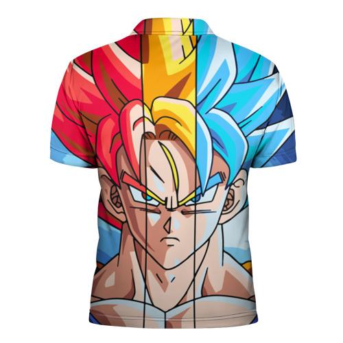 Мужская рубашка поло 3D  Фото 02, Color