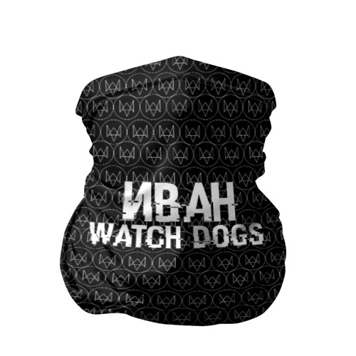 Бандана-труба 3D Иван Watch Dogs Фото 01