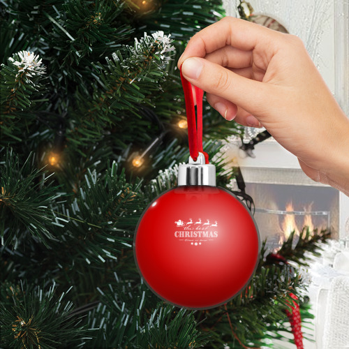 Ёлочный шар  Фото 03, The best Christmas