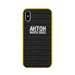 Антон Watch Dogs