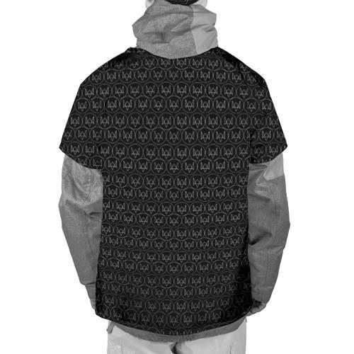 Накидка на куртку 3D  Фото 02, Мухаммед Watch Dogs