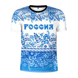 Россия гжель