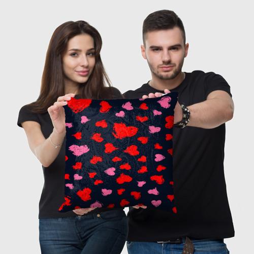 Подушка 3D  Фото 05, Love