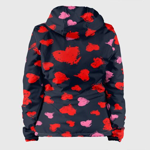Женская куртка 3D  Фото 02, Love