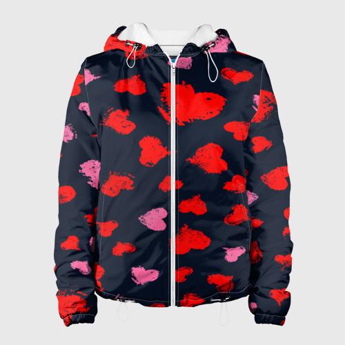Женская куртка 3D  Фото 01, Love
