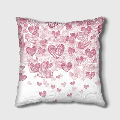 Подушка 3D  Фото 02, День любви