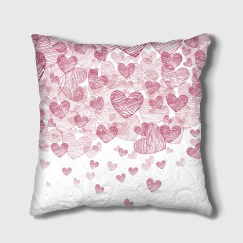 Подушка 3D  Фото 01, День любви