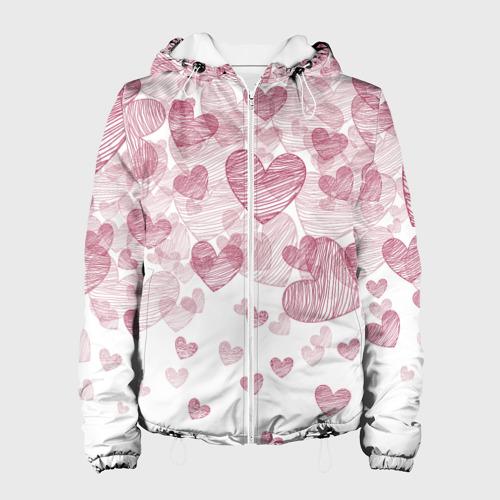 Женская куртка 3D  Фото 01, День любви