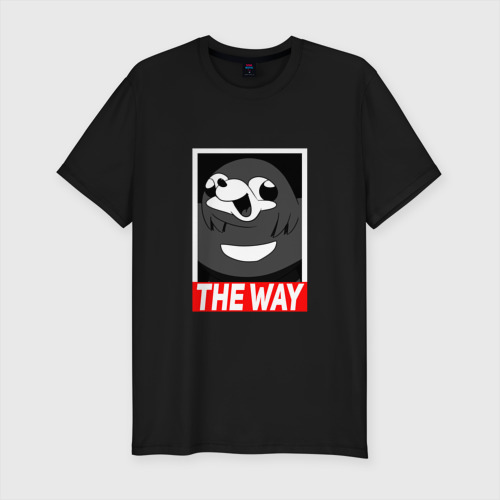 Мужская футболка премиум  Фото 01, Do you know the way??? (4)