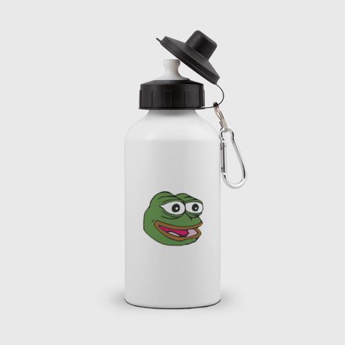 Бутылка спортивная Pepe frog