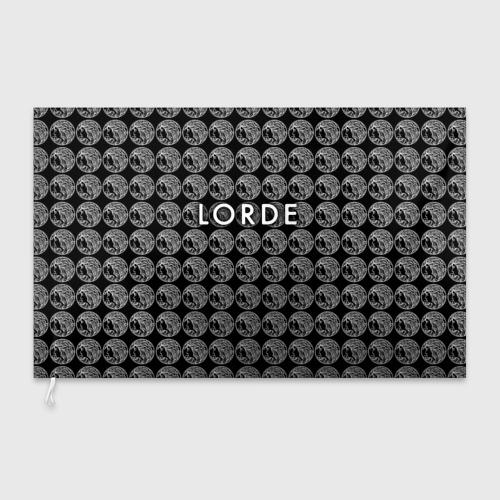 Флаг 3D  Фото 03, Lorde