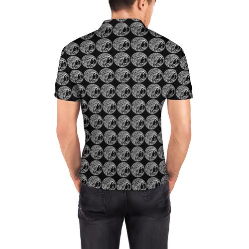 Мужская рубашка поло 3D  Фото 04, Lorde
