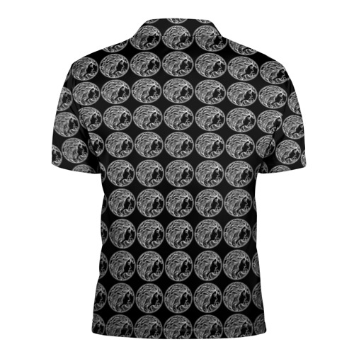 Мужская рубашка поло 3D  Фото 02, Lorde