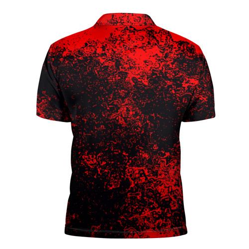 Мужская рубашка поло 3D  Фото 02, Олег в стиле Wolfenstein