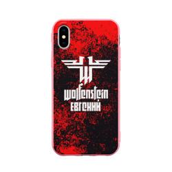 Евгений в стиле Wolfenstein