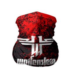 Семён в стиле Wolfenstein