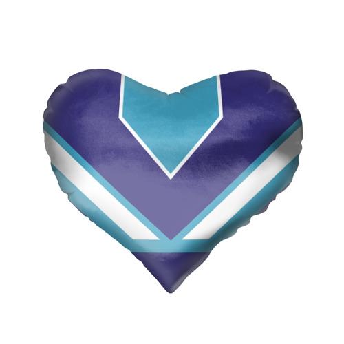 Подушка 3D сердце  Фото 02, Макс - банка сгущенки