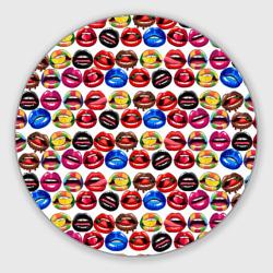 Lips Pattern