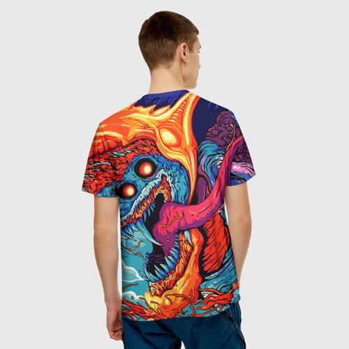 Мужская футболка 3D  Фото 02, Костя в стиле CS GO