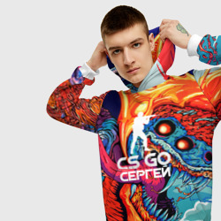 Сергей в стиле CS GO