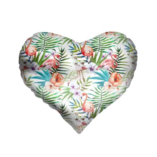 Подушка 3D сердце  Фото 01, Стиль Сафари