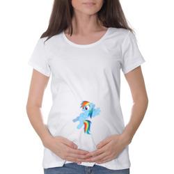 My little pony Рейнбоу Дэш